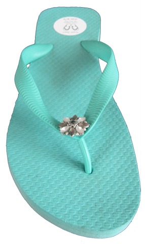 the sale of shoes biggest discount fashionable patterns Crystal Flip Flops from Sweet Jane's--Handcrafted elegance ...